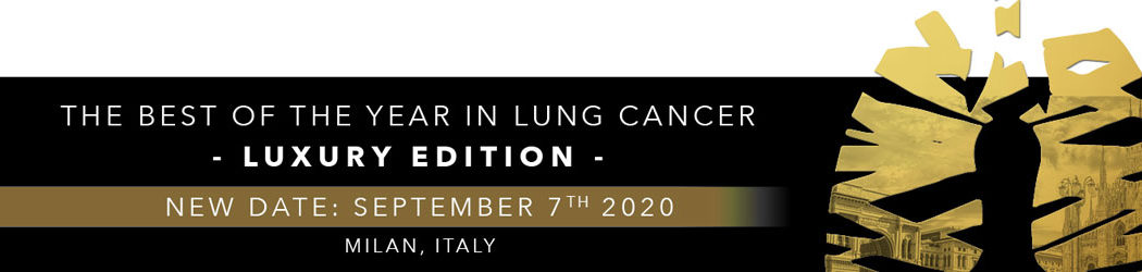 lung cancer milano banner